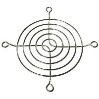 решетка вентилятора металл 80х80мм SM7240C (K-G08A05)