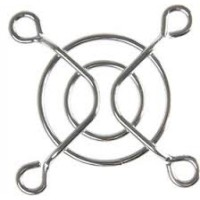 решетка вентилятора металл 40х40мм SM7240A (K-G04D02)