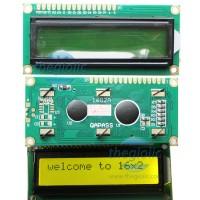 Символьный LCD дисплей 1602