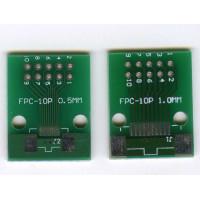 Плата-переходник FPC-10P - DIP