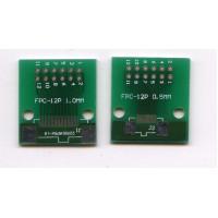 Плата-переходник FPC-12P - DIP
