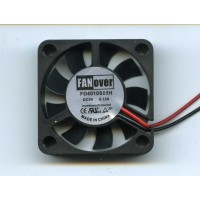 вентилятор 40х40х10мм 5В FD4010S05H DC (скольжения)