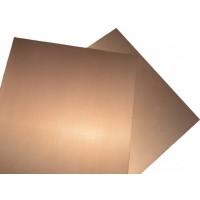 Стеклотекстолит фольгированный 1,5х200х295 мм, двусторонний